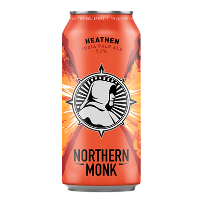 Northern Monk - Heathen. 7.2%