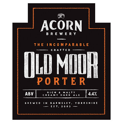 Acorn Brewery - Old Moor Porter