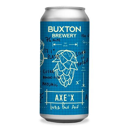 Buxton - Axe^X. 6.8%