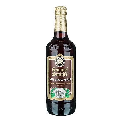 Samuel Smiths - Nut Brown Ale. 5%