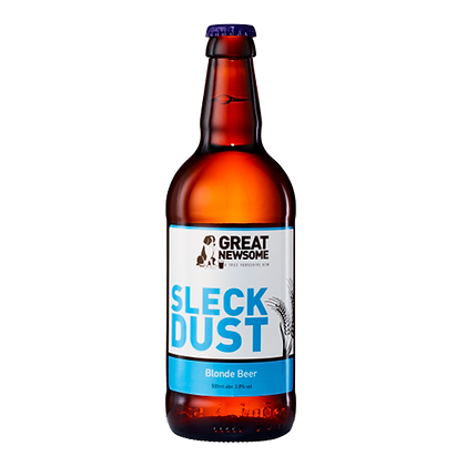 Great Newsome - Sleck Dust. 3.8%