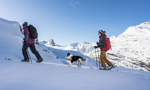 Skiitouring Vals