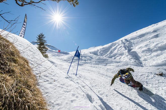 Banked Slalom Stoos