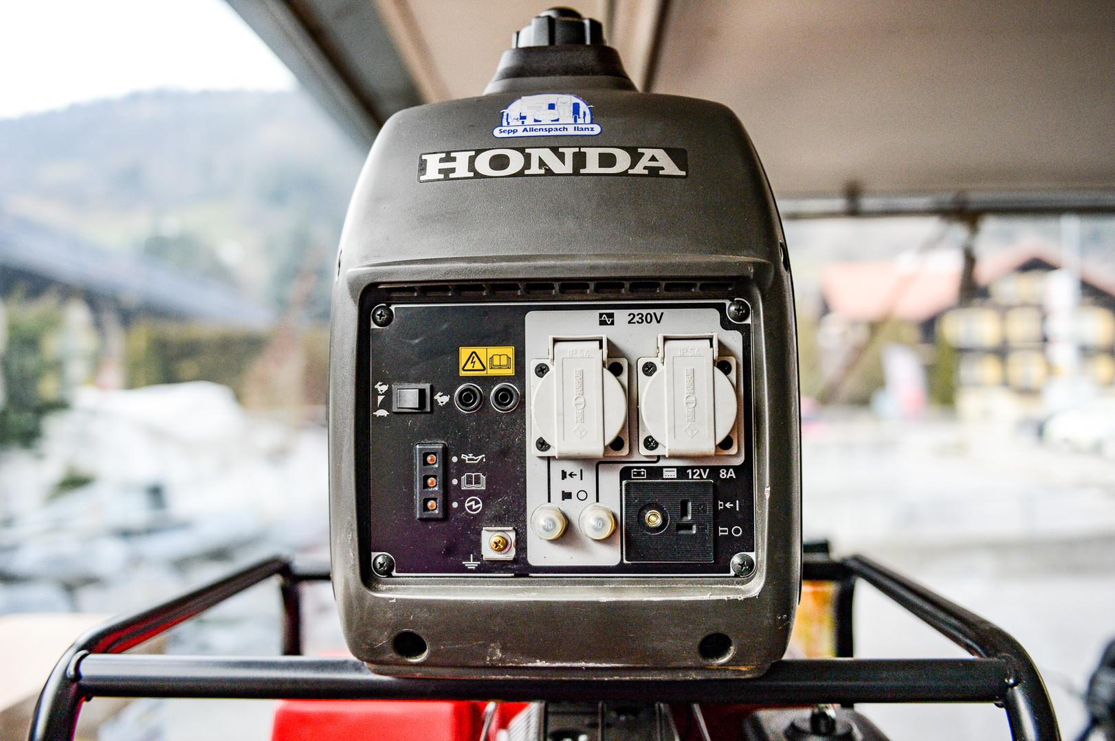 Notstromagregat Honda OP7