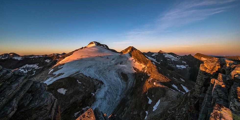 Hochalpiner Panorama Foto Kurs August