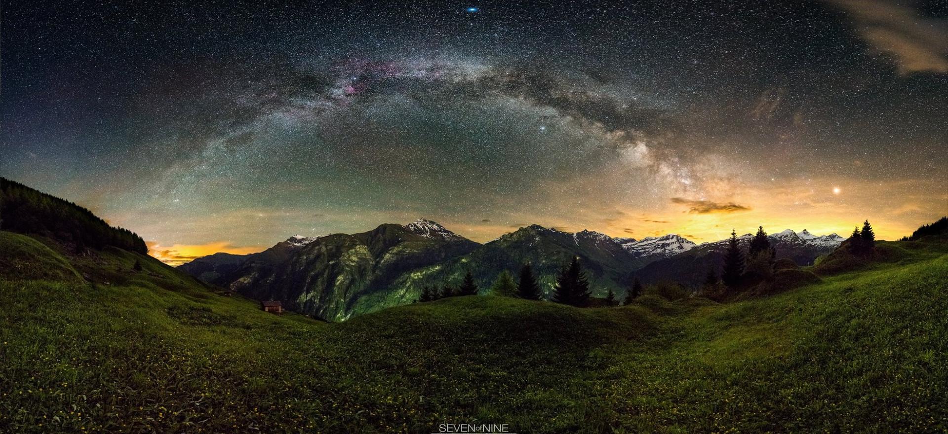 cosmic art photography