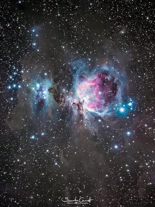 Orion Nebel 17