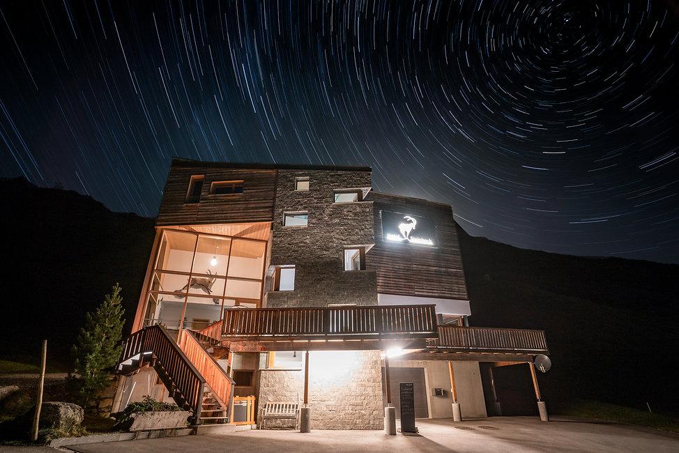 Hotel Steinbock Vals. Foto: Markus Casutt