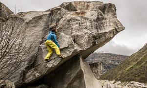 Bouldern Tourenschmiede I
