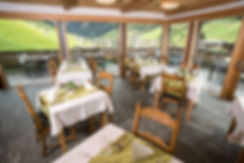 Hotel Steinbock Gile-Restaurant.