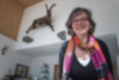 Gilde-Koch Marionna Casutt-Gartmann. Photograph: Markus Casutt