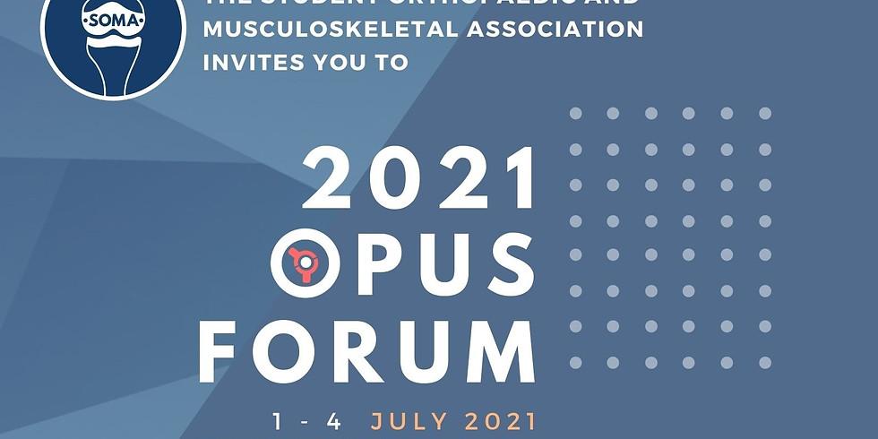 OPUS Forum 2021