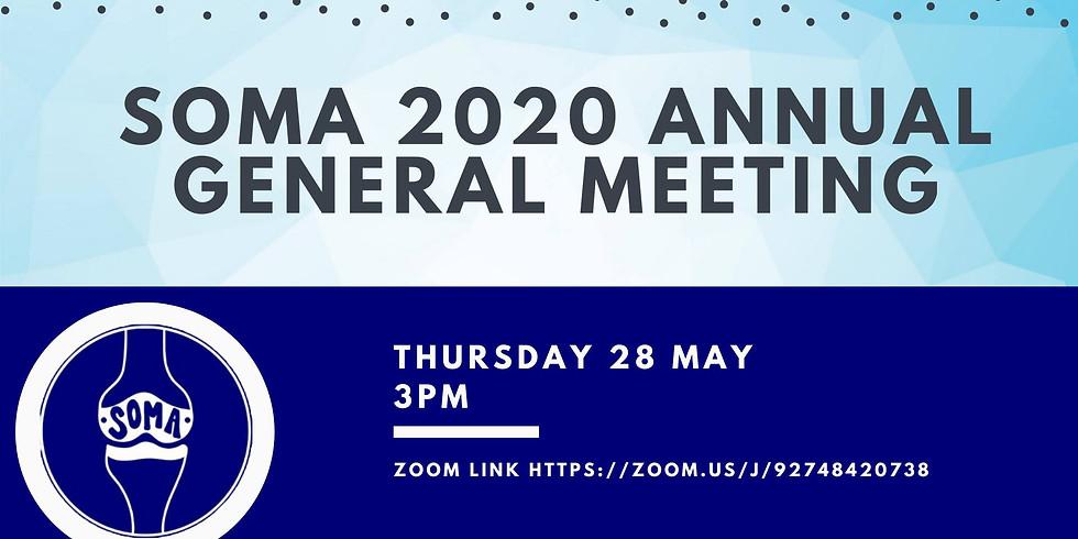 SOMA 2020 Annual General Meeting