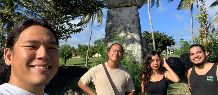 In the News: Local group films its way through the Marianas to reconnect, inspire island residents