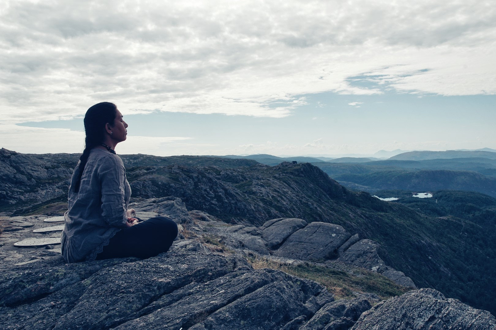 Individuell Yoga med Nayana
