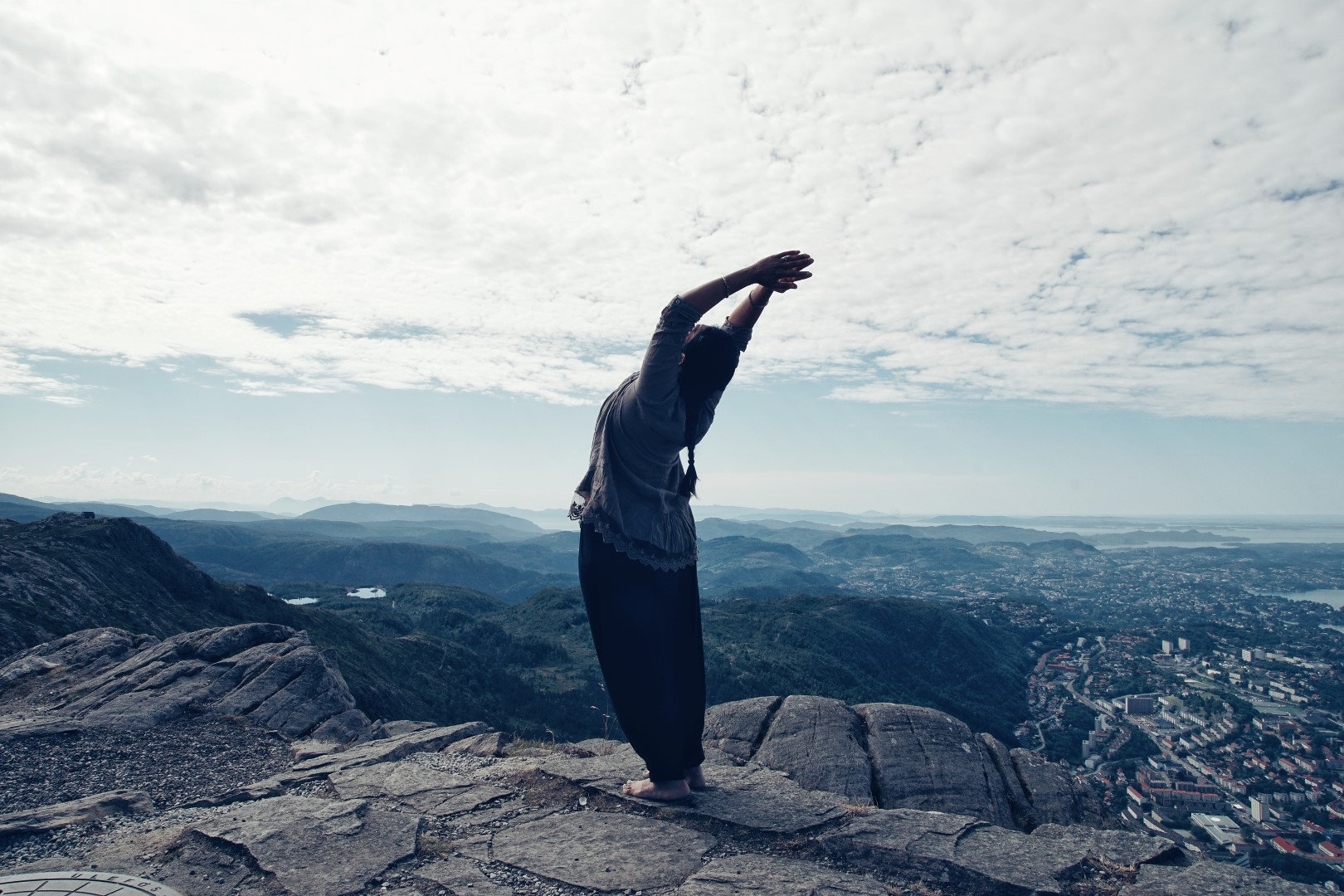 Lugn Hatha yoga - Nayana