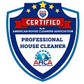 Profesional House cleaning Certified -AH