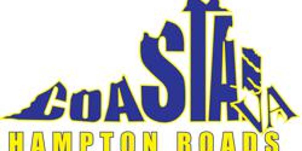 Coastal Hampton Road Jr's 2022 Tryouts