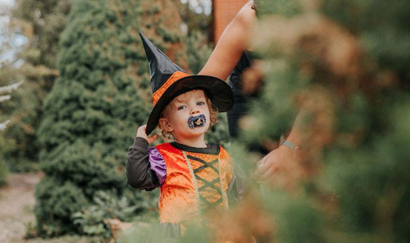 ¿Qué hago si mi hijo tiene miedo a halloween?