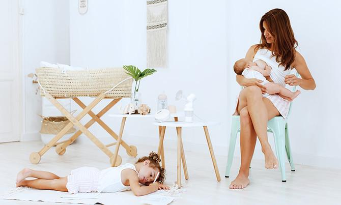 Todo lo que debes saber acerca de la lactancia diferida
