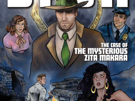 DASH: THE CASE OF THE MYSTERIOUS ZITA MAKARA