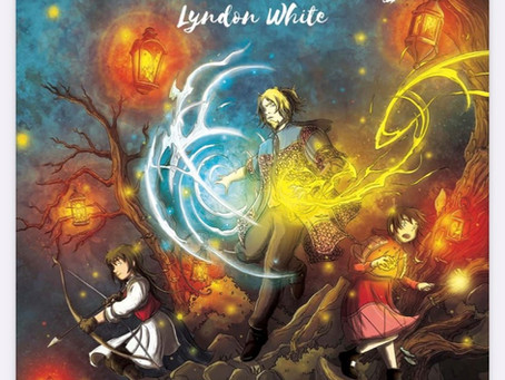 Flickers of Light Floating Amongst the Trees – An Interview with LYNDON WHITE and LIZZIE KAYE