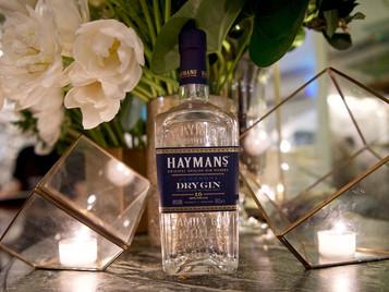 HAYMAN'S GIN X SUPPER CLUB.