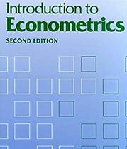 Introduction to Econometrics by G. S. Ma