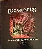 Economics Paul A Samuelson William D Nor