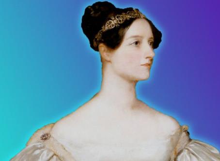"""第一个给计算机写程序的英国19世纪""""理工女"""""""