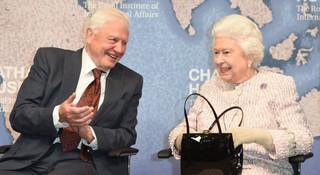 Instagram新晋网红:英国国宝、女王老朋友大卫·艾登堡的精彩人生