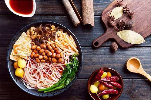 Luosifen (Snail rice noodle)