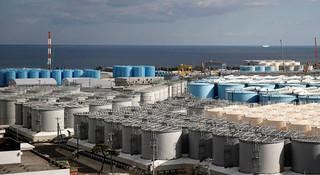 福岛污水存储空间即将耗尽 日政府将污水排入大海方案遭抗议