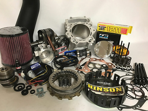 Big Bore Stroker Rebuild Kit 108mm 815cc - Yamaha Raptor 700R/SE