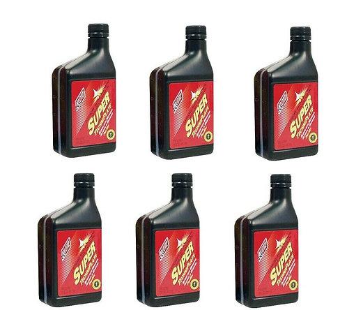 Klotz Super Techniplate 2 Stroke Oil, 32 oz (Case of 6)