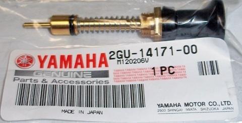 Genuine OEM Yamaha Choke Plunger for 1987-2006 Yamaha Banshee 350, 1987-2006 Yamaha YFS Blaster 200