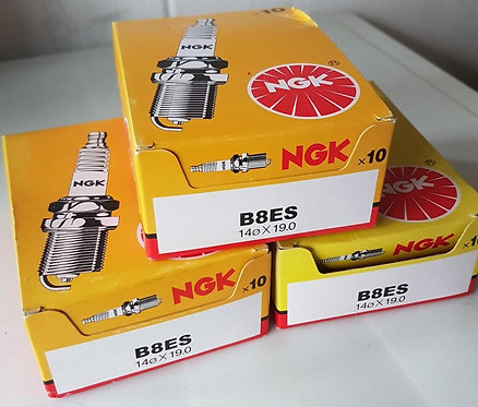 NGK Spark Plug B8ES - Pack of 30
