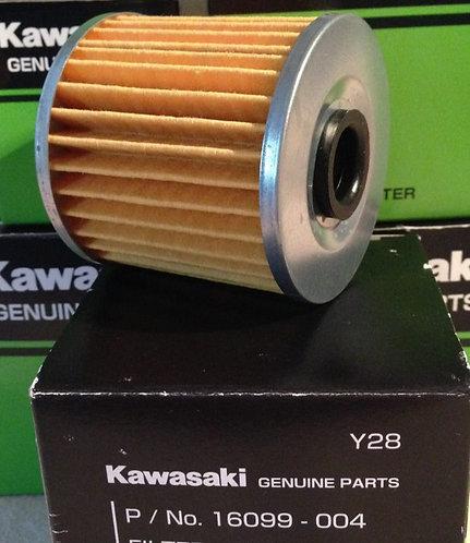 Genuine OEM Oil Filter - Kawasaki KLT200 ATC