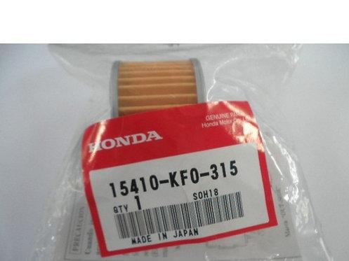 Genuine OEM Oil Filter (Pack of 3) - Honda Big Red 250 ES Big Red ATC