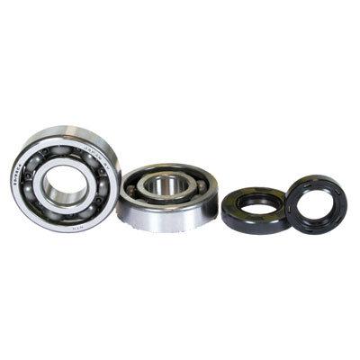 Pro X Crankshaft Bearing and Seal Kit - Honda CR500