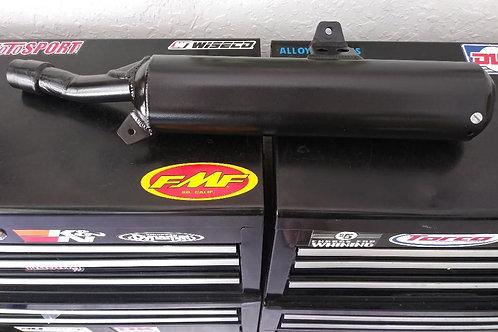 DG Racing Exhaust Refinished - Yamaha Tri-Z YTZ250 1985-1986