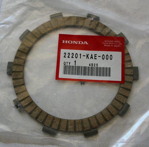 Genuine OEM Clutch Friction Plate (Set of 7) - Honda 250R ATC