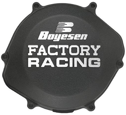 Boyesen Factory Clutch Cover - Black
