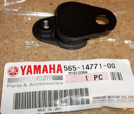 Genuine OEM Stay, Muffler - Yamaha YZ 465 / YZ 490