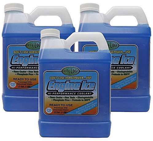 Cycle Logic Engine Ice, 64oz Bottle (Case of 3)