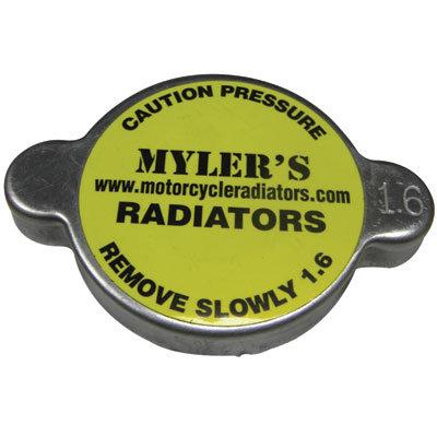 Mylers High Pressure Radiator Cap 23 PSI - Honda CR500