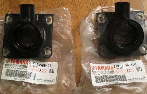Genuine OEM Yamaha Carburetor Joint for 1987-2006 Yamaha Banshee 350
