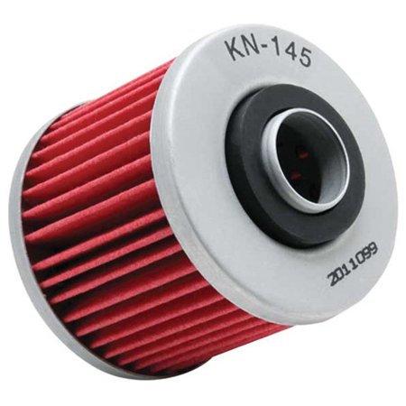 K&N High Performance Oil Filter (Pack of 6) Yamaha Raptor 700/SE