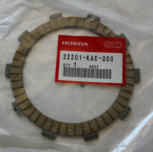 Genuine OEM Clutch Friction Plate ATC (Set of 6) - Honda ATC 350X