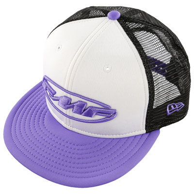 FMF Womens Pit Party Snapback Hat - Purple